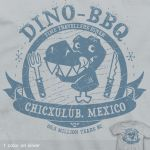 Dino-BBQ shirt by InfinityWave