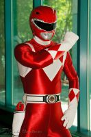Go Go Power Rangers 002 by DownFall2448