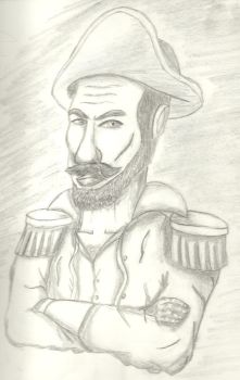 Sea Captain Guy by BooDestroyer89