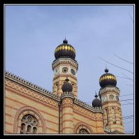 Great Synagogue by jotamyg