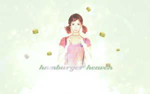 Hamburger Heaven: Yoona wallie by helloworld409