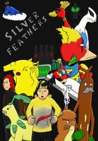 New Silver Feathers Cover by mentalmagikarp