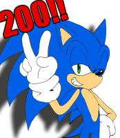 200 Devations by ss2sonic