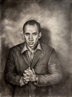 Nicolas Cage by Fruksion