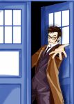 Doctor Who by glaringstar