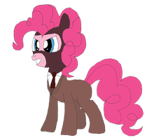 Pinkie spy Digital coloring by kakashio8