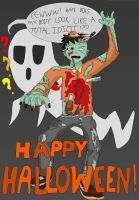 Halloween 2012 by doodle-guy7