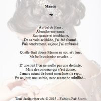 Manon by Faedou