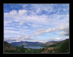 view from castle crag by pinkzigzag