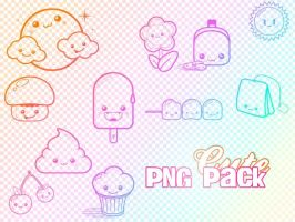 Cute PNG Pack by Jecca-edits
