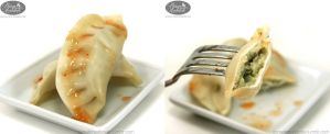 Ling Ling Potstickers by chat-noir