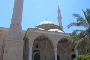 Mosque in Manavgat by Argussov