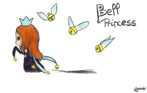 Bell Princess by x-Dragonqueen-x