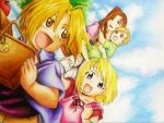 ed and al elric young fma by Polaara