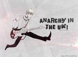 Anarchy in the uk by SoritaK