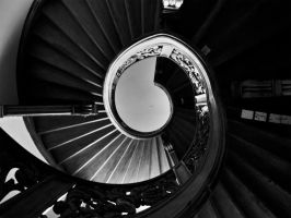 12.52 Winding stairs by Musterkatze