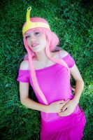 Princess Bubblegum 4 by mesed