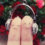 Music lovers by xxida