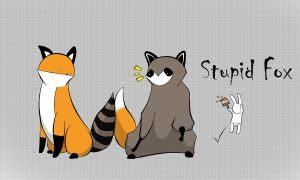 Stupidfox contest entry by aqualex123x