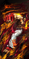 streetfighter3 by azid92