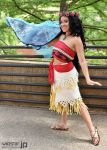 Moana Cosplay by LeFantomeDancer