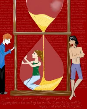 The Hourglass by Madelafille