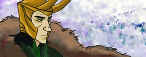 Loki again by saylem