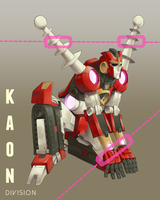Kaon tied by Trunchbull