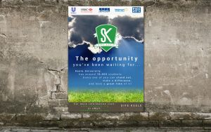 SIFE Keele Concept Poster by SolidSilver