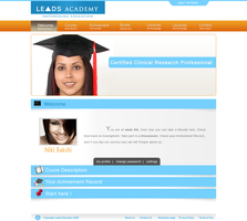 Leads Academy web page 5 by decolite