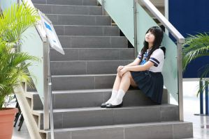 Waiting - Takanashi Yomi by himmelmetamorphose