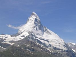 Matterhorn Mountain by SpikedPyro