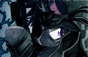 Metal Gear Twilight: Solid Sparkle by Ripfrost