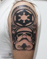 starwars by tattoozone