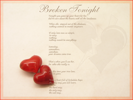 Broken Tonight by Tepara