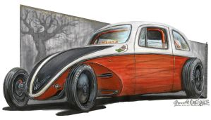 Volksrod by HorcikDesigns