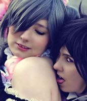 You're delicious Bocchan by Mias-Photography