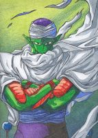 Piccolo by WiccanSoul