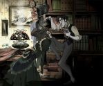 Sherlock and Irene. by Sally-Avernier