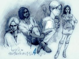 Young Ben's Father Issue by Cocoz42