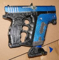 Borderlands 2 Tediore Quality Repeater by Hypercats