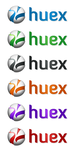 Huex Logos by STRIF3wind