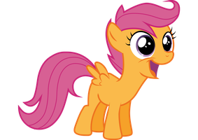 Scootaloo is happy! by boem777