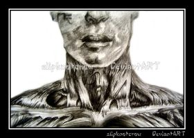 Musculature: Pencil: Head by slipknotcrow