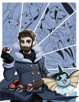 Trainer Chris! by CPTBee