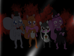 Five Nights At Dixon's by Bokeol