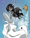 Narwhal Princess by Nebo-Illustrator