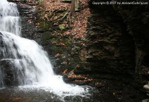 Bridal Falls 2 by The-Assistant