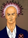 Professor X Colored by Force45