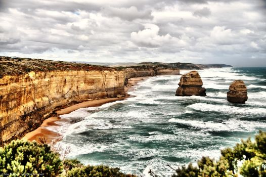 12 Apostles (Part of it) by l32
